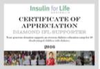 Annual Supporter - Diamond