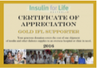 Annual Supporter - Gold