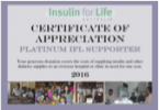 Annual Supporter - Platinum